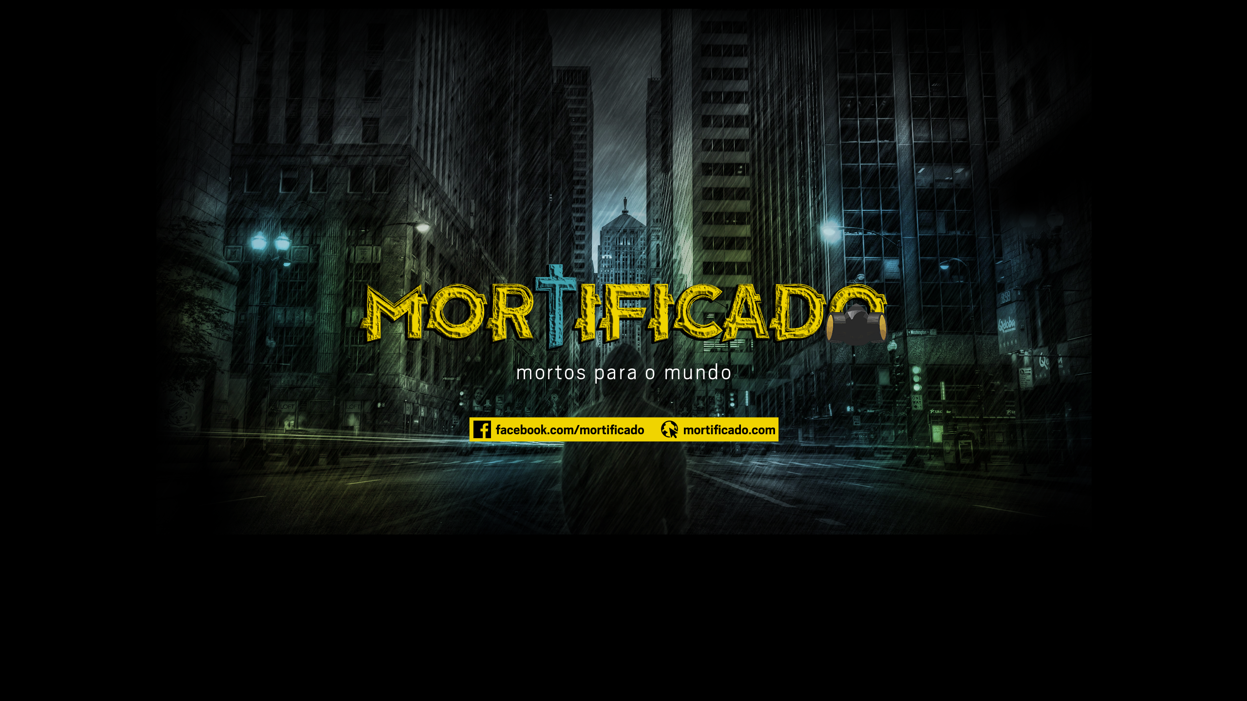 Capa youtube mortificado