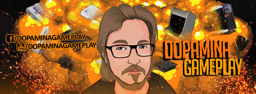 Dopamina gameplay facebook cover