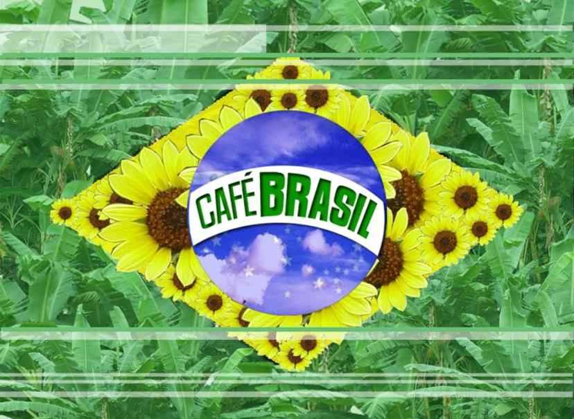 Logo cafe brasil