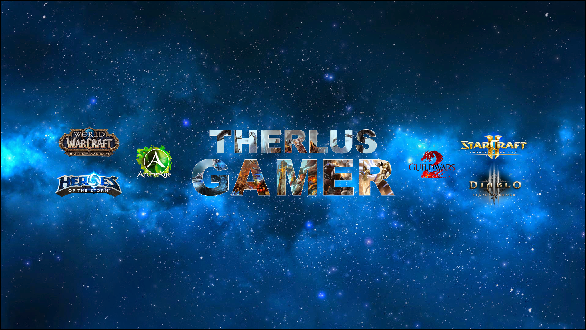 Fundo therlus gamer