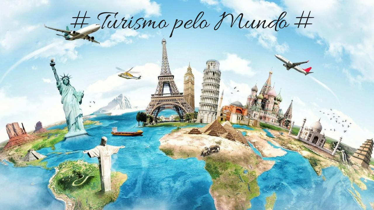 Turismo pelo mundo