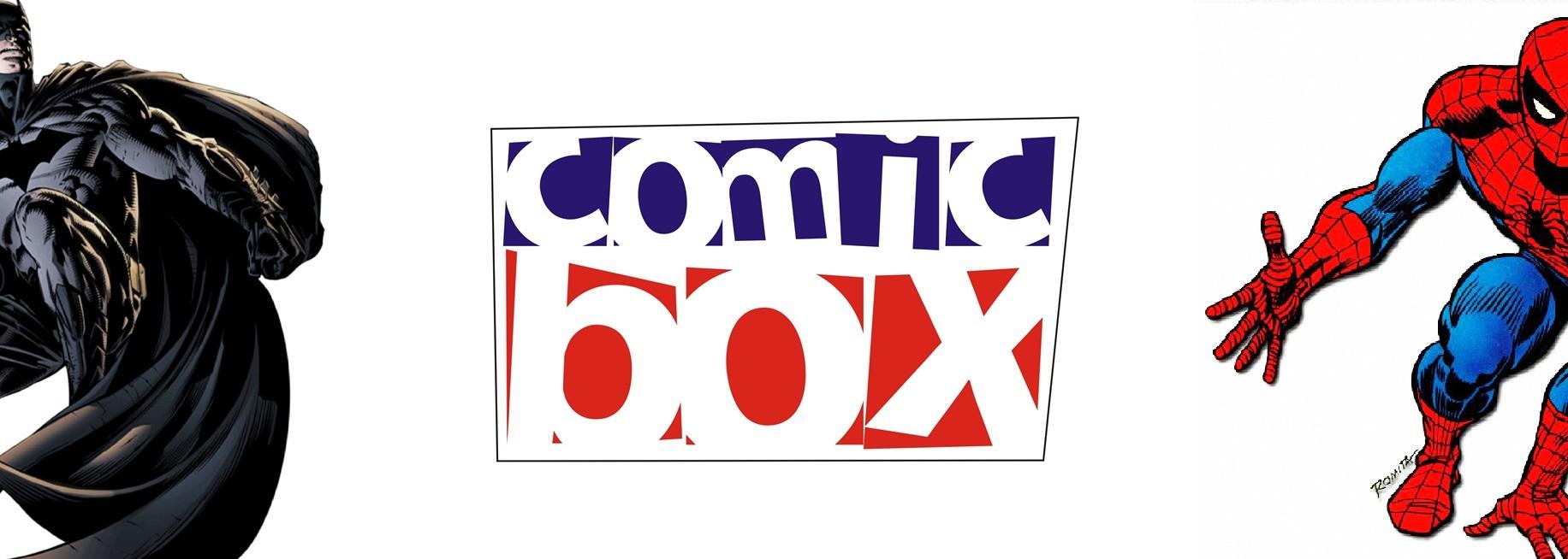 Comic box padrim