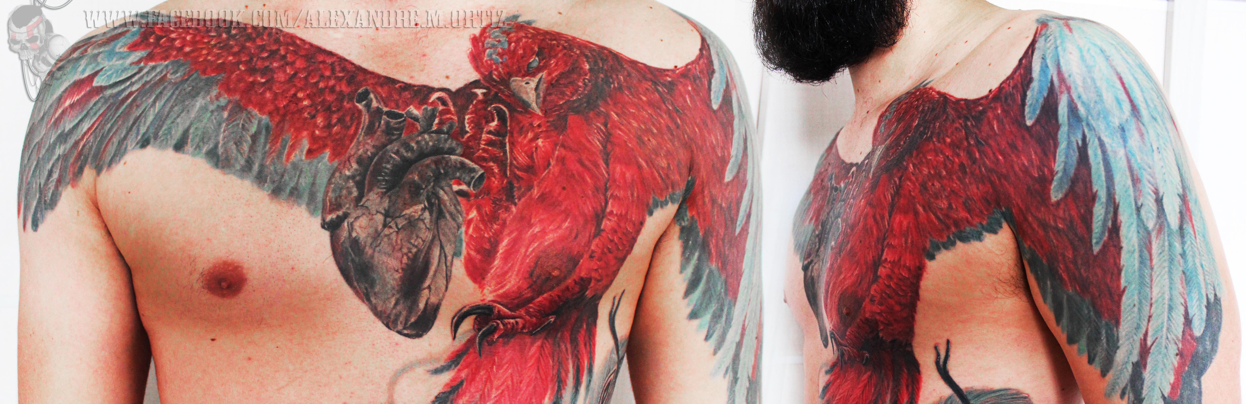 Phoenix padrim333