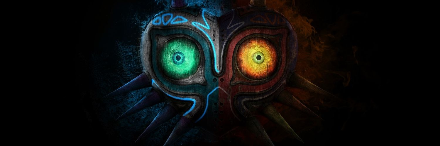 The legend of zelda majora s mask wallpprs.com