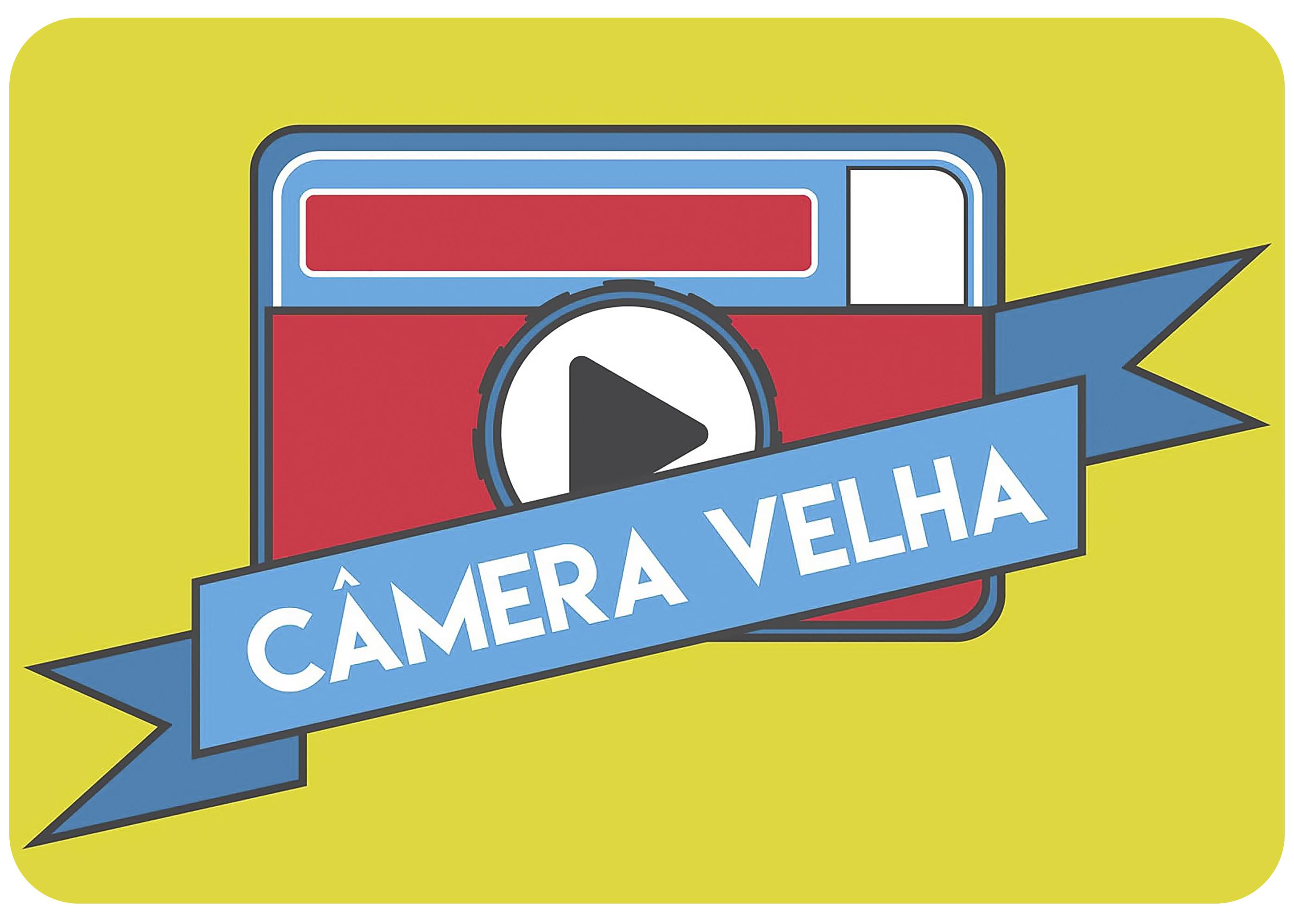 Logo camera velha