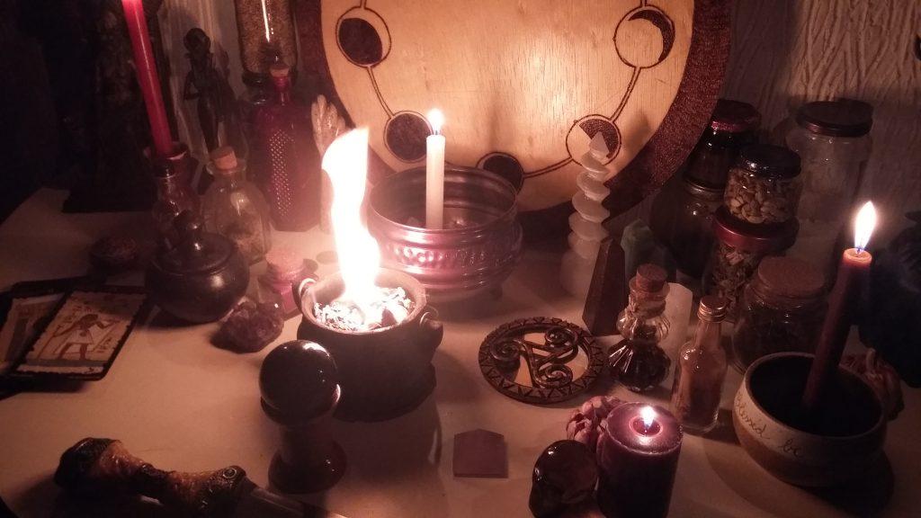 Oficina das bruxas