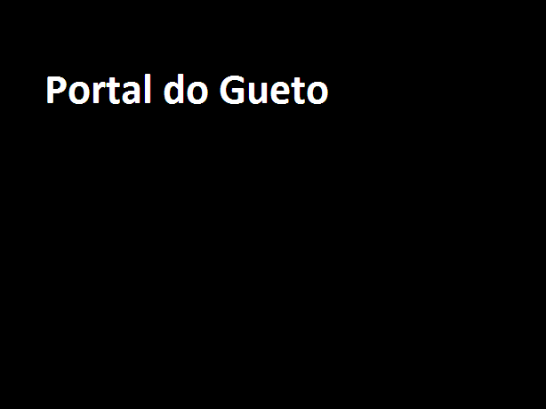 Logo portal do gueto