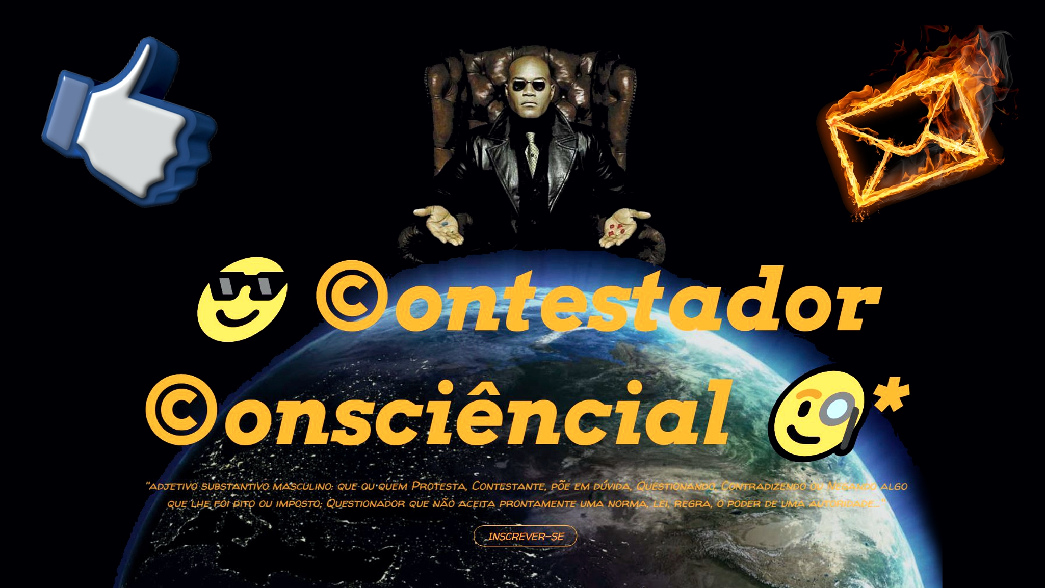Banner contestador consciencial black likemsg jul2018