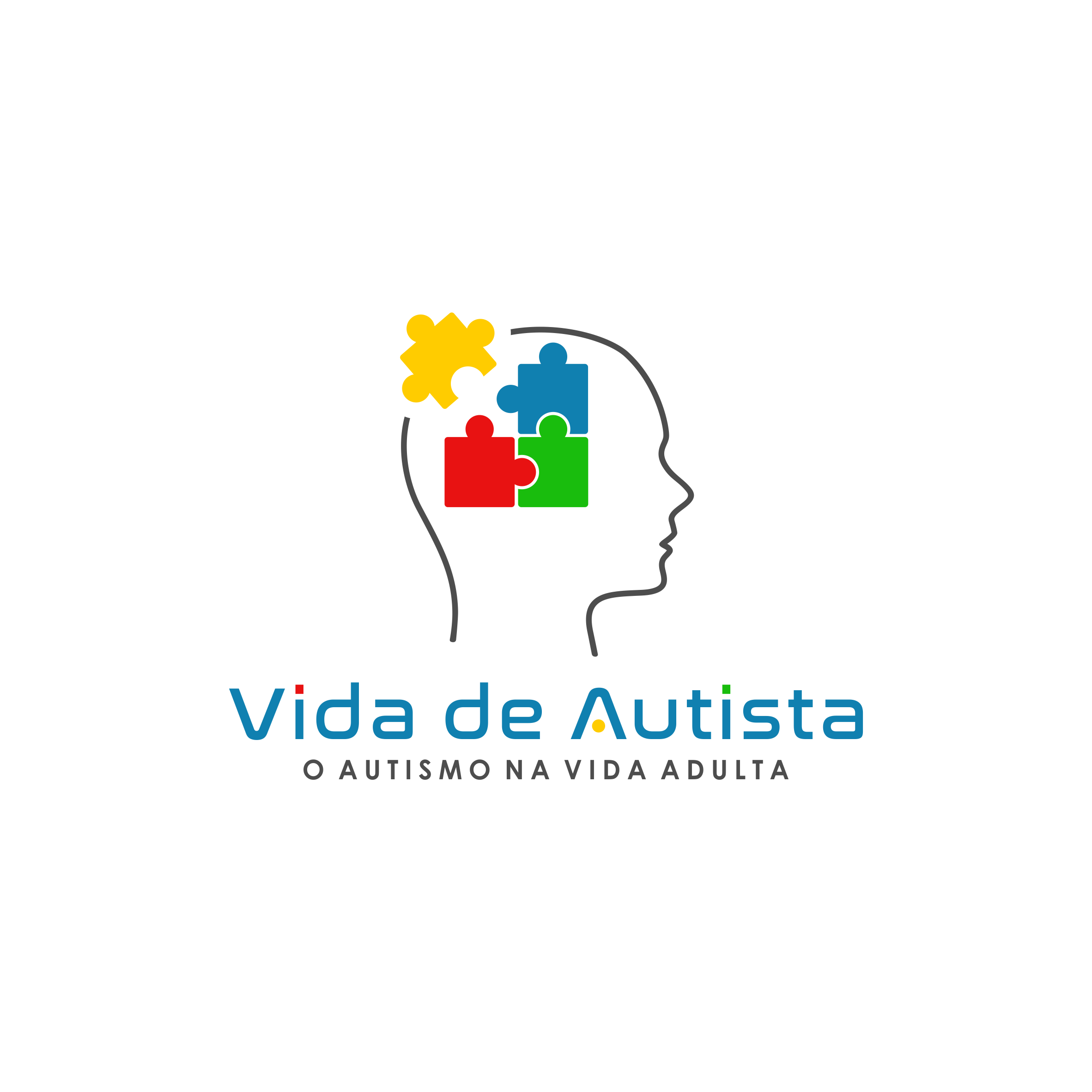 Logo   vida de autista
