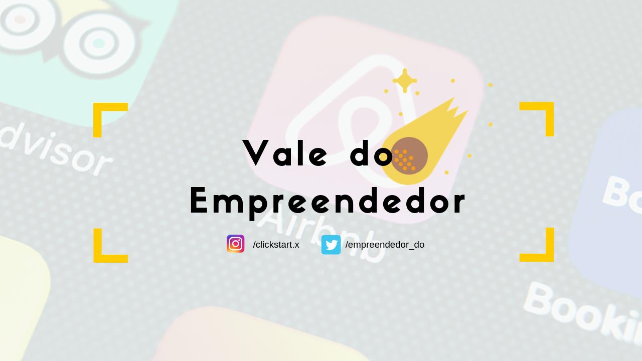 Vale do empreendedor