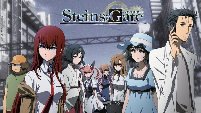 Steins gate anime 2011 imagem destaque