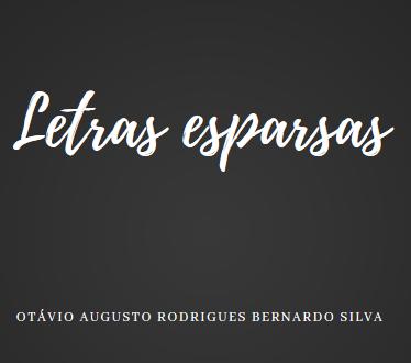 Cover letras esparsas