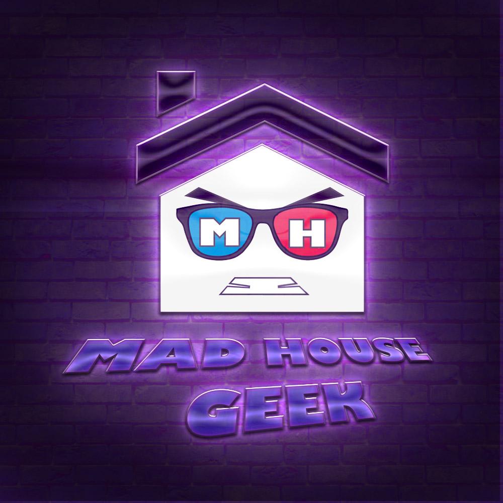 Logo mad house  3