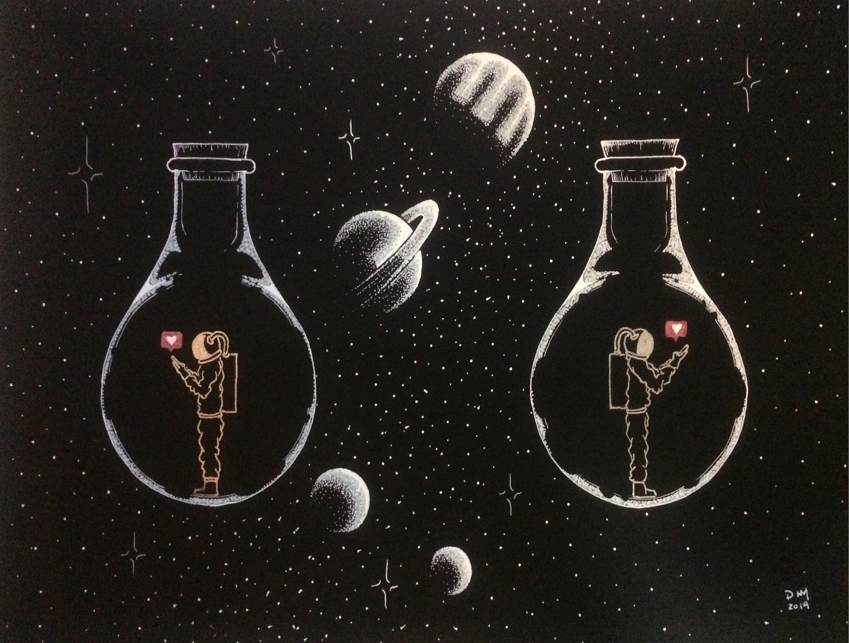 Spacetagram