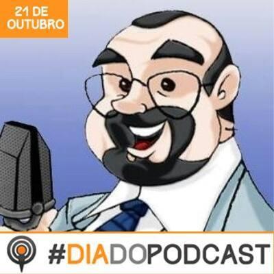 Caricatura vhm diadopodcast